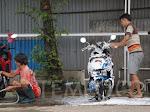 Jarang Cuci Motor Bisa Bikin Motor Cepat Rusak