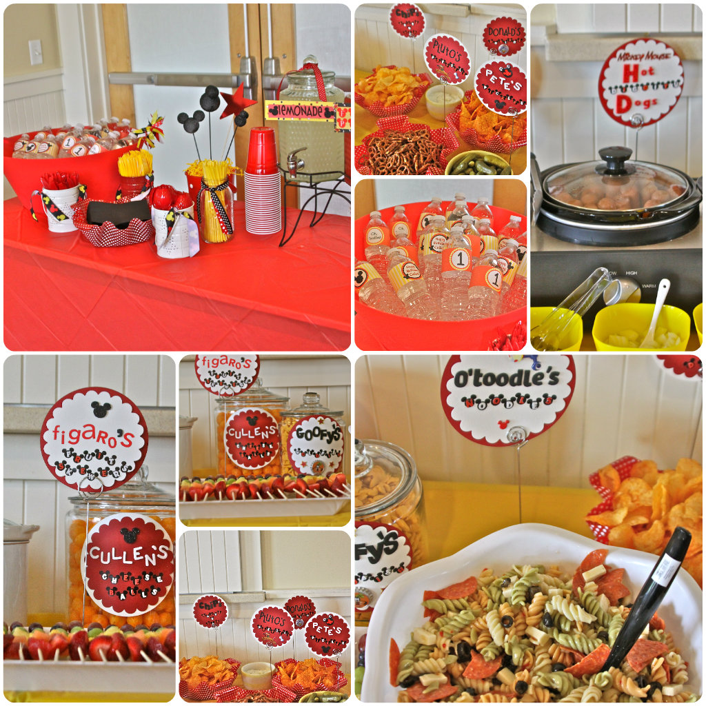 Chapters Of Our Life: FIRST BIRTHDAY PARTY