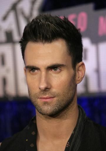 Swell Adam Levine Hairstyles Celebrities Hairstyle Short Hairstyles For Black Women Fulllsitofus