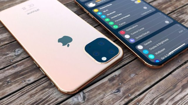 Discover a new design phone apple iphone 11,It leaked from reliable sources