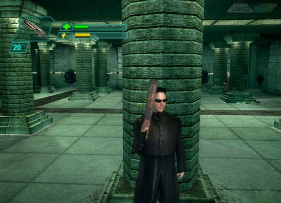 The Matrix: Path of Neo ScreenShot 01
