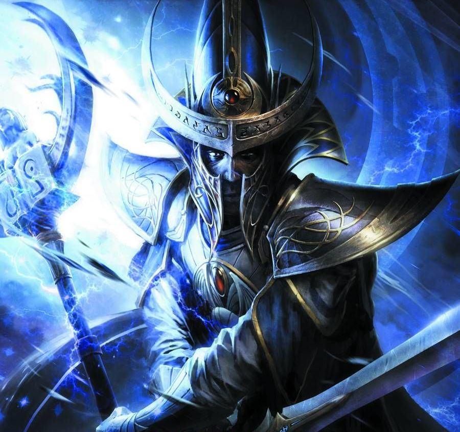 Strength Hammer: Teclis : Wisdom of The Light