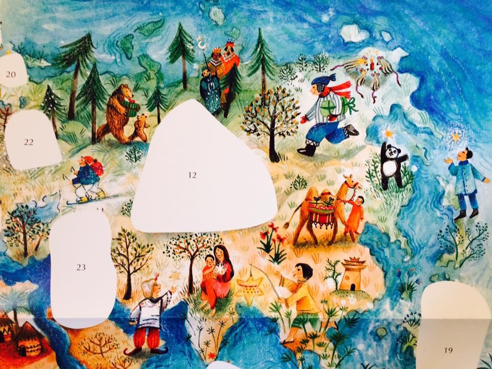Weihnachten In Aller Welt Ethikunterricht Grundschulteacher