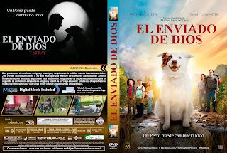 CARATULA EL ENVIADO DE DIOS - THE STRAY - 2017