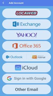 Cara Pasang Email Di Hp Android Dengan TypeApp