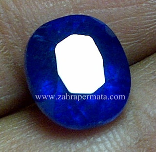 Royal Blue Saphire + Memo - ZP 579