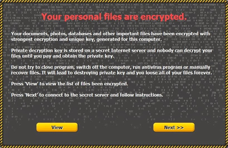 Critroni - File Encrypting Ransomware out in the Wild