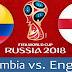 Kολομβία - Αγγλία