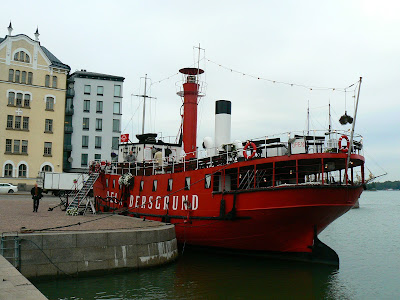 Imagine Finlanda: un vas in Helsinki