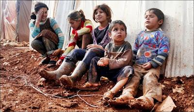 4000 Penyandang Disabilitas di Suriah Termasuk 500 Anak, tidak Mendapatkan Bantuan