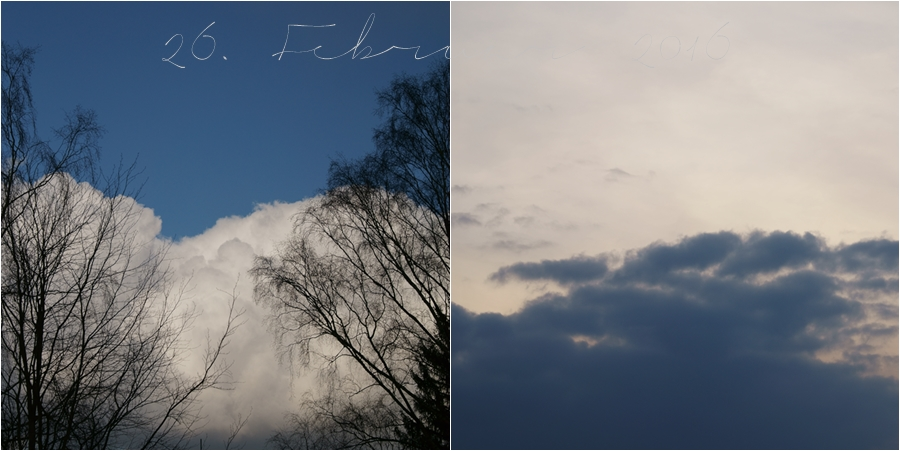 Blog + Fotografie by it's me! - Himmel am 26.02.2016