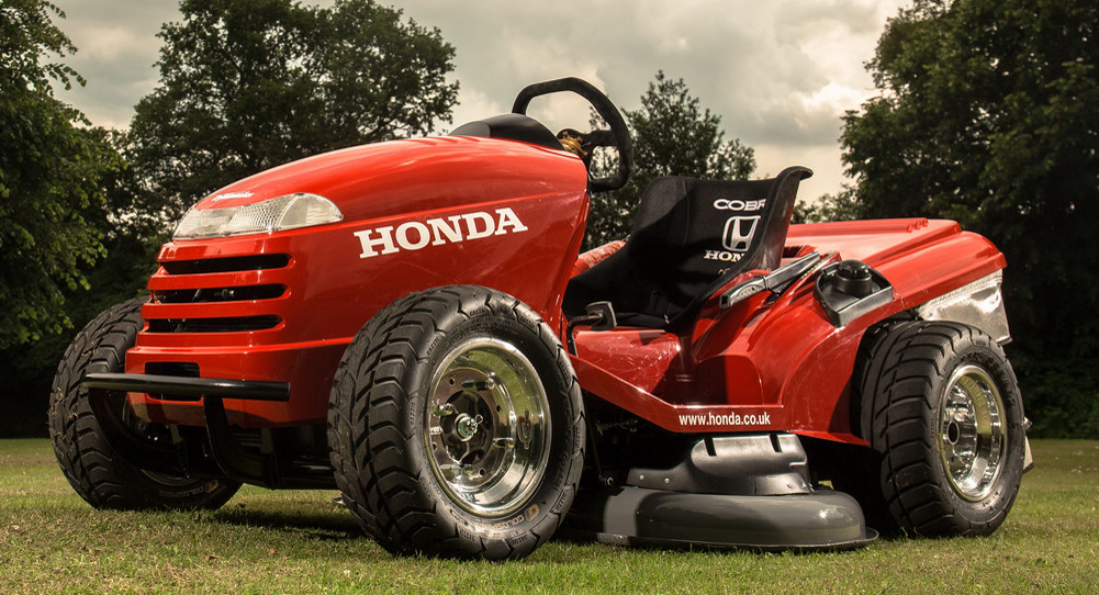 honda riding mower race car interior design. Black Bedroom Furniture Sets. Home Design Ideas