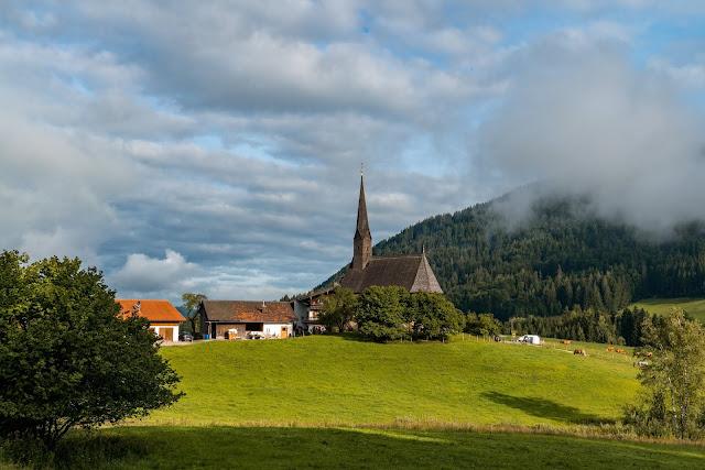 Gamsknogel und Kohleralm  Bergtour Inzell  Wanderung Chiemgauer Alpen 03
