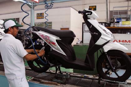 Tips Merawat Motor Dengan Baik Agar Awet