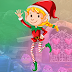 Games4King -  Blissful Elf Girl Escape