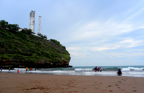 Epic travelers - Baron Beach Yogyakarta