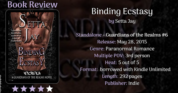 Binding Ecstasy by Setta Jay