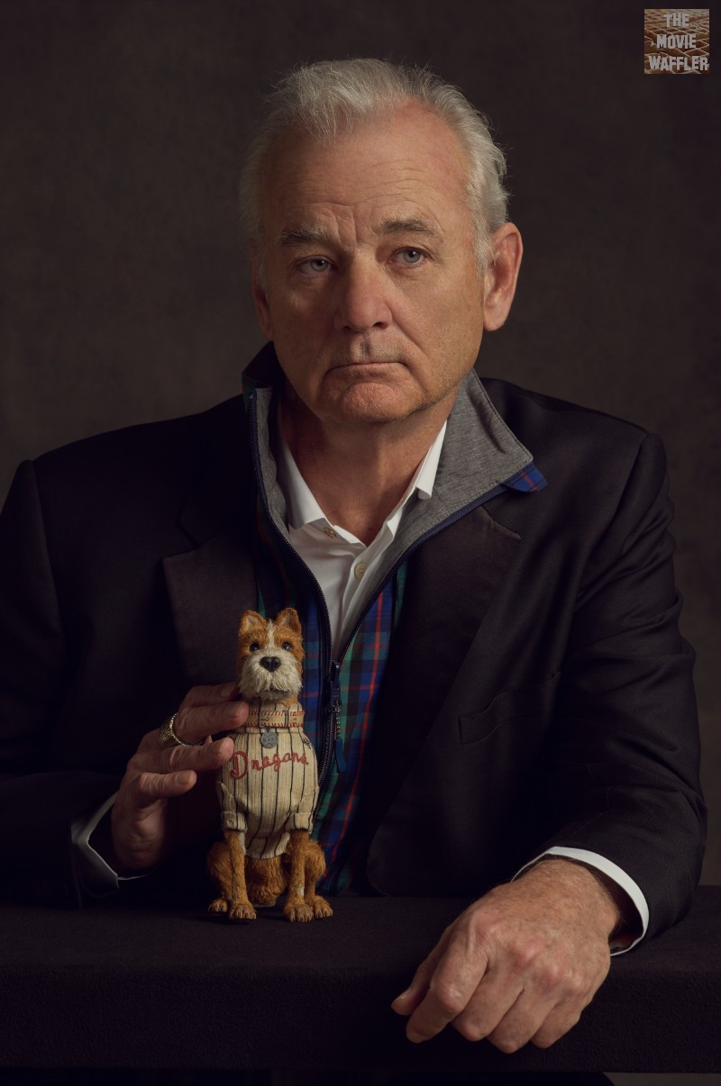 isle of dogs bill murray