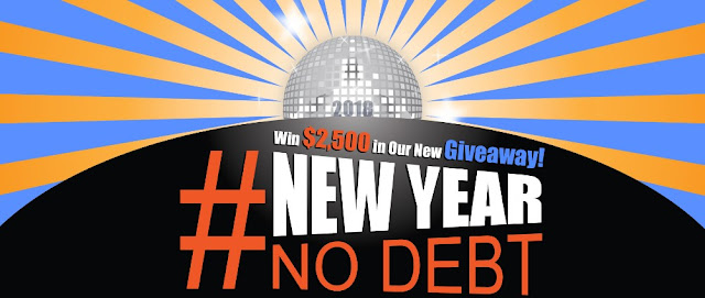 NEW YEAR NO DEBT SWEEPSTAKES