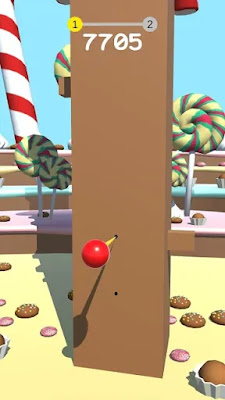 Screenshot Pokey Ball - Apcoid