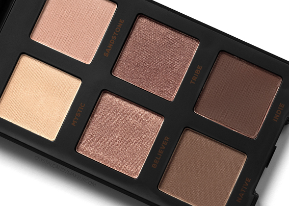 BareMinerals Gen Nude Neutral Eyeshadow Palette Review