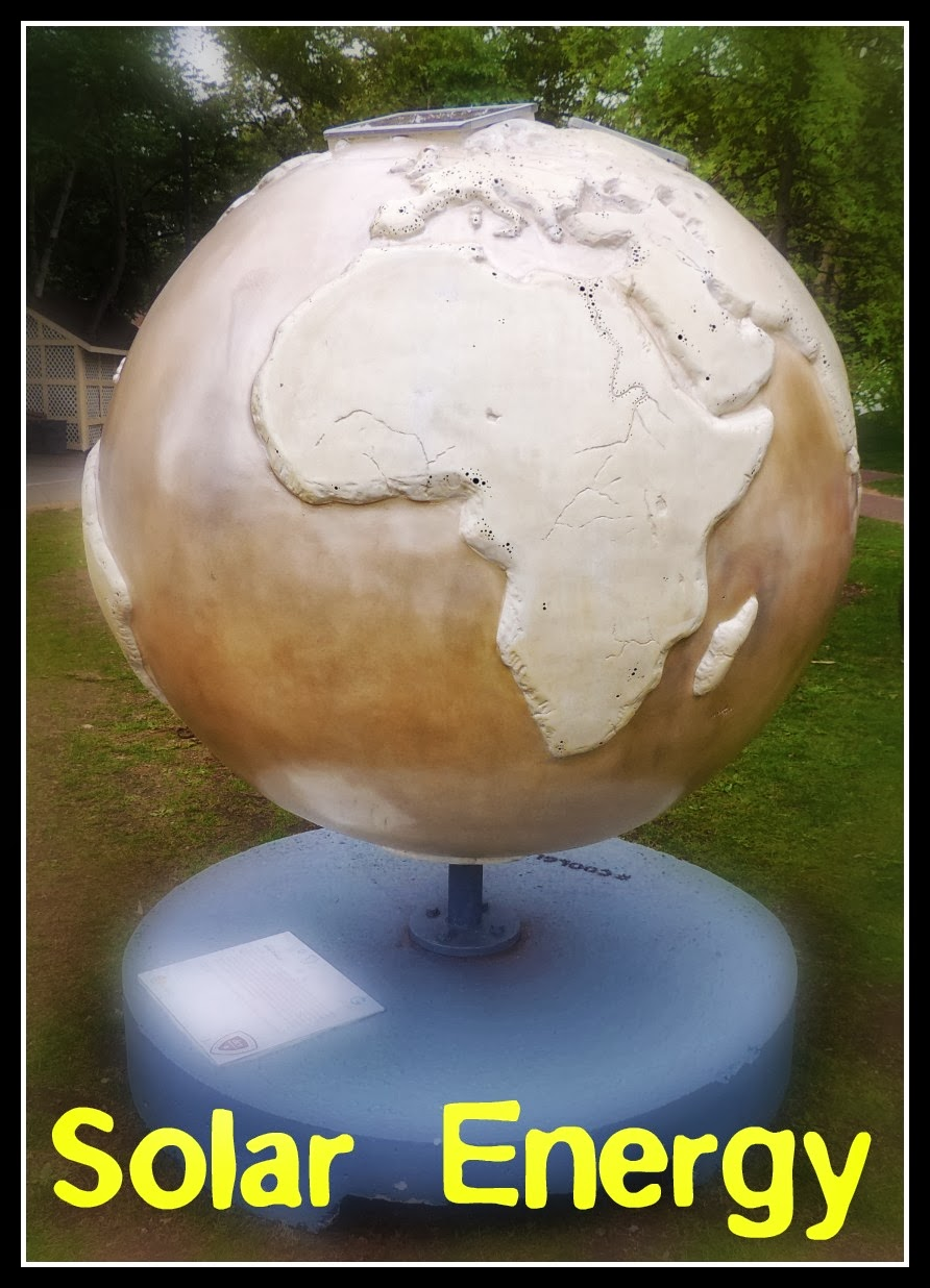 The Cool Globes en Boston: Solar Energy