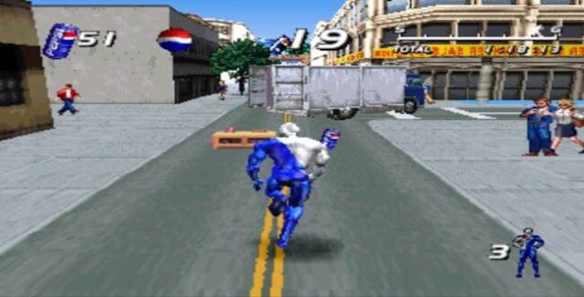 تحميل لعبة بيبسي مان Pepsi Man مضغوطة للكمبيوتر برابط ميديا فاير