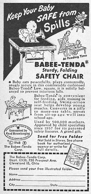 Babee-Tenda Safety Chair
