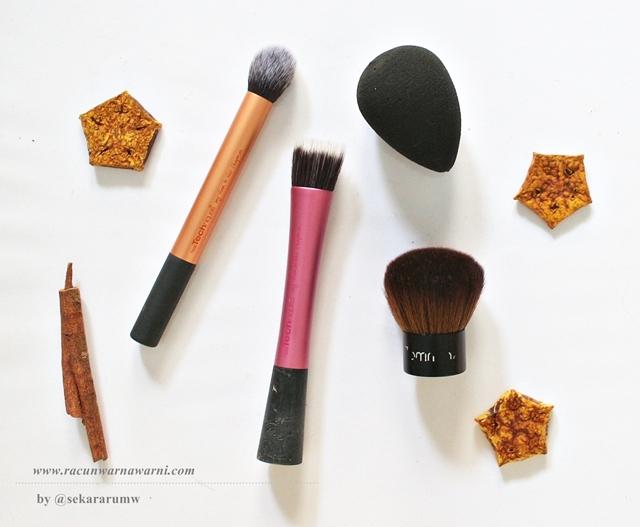 Koleksi Brush Racun Warna Warni