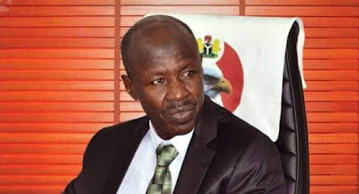 Lockdown Can't Stop Us From Knocking Corrupt Nigerians Down Says EFCC