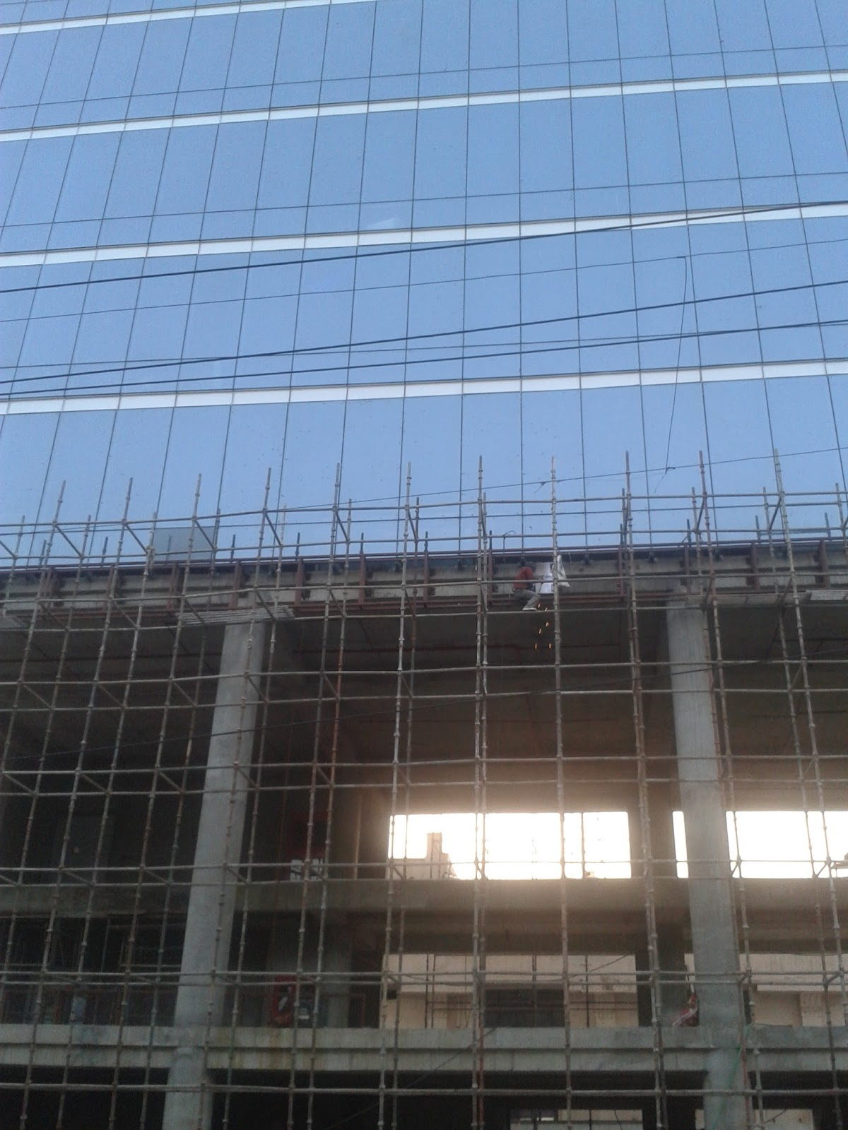 Khan Acp cladding and Structural Glazing