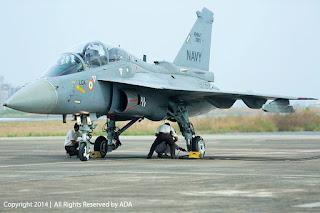 Light Combat Aircraft (LCA) Tejas