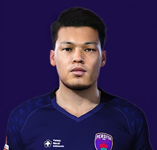 PES 2021 Faces Elkan Baggot by SR
