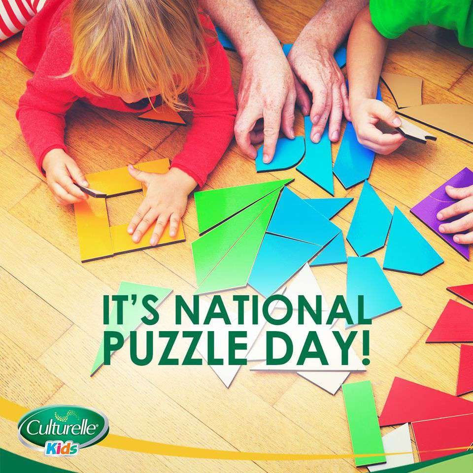 National Puzzle Day Wishes pics free download