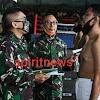 Kodam Hasanuddin Gelar Sidang Parade Catar Akmil TA. 2020