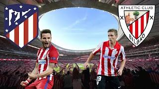 Атлетико Мадрид - Атлетик Бильбао смотреть онлайн бесплатно 26 октября 2019 прямая трансляция в 22:00 МСК.