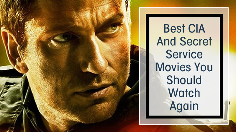 Top Secret Service Movies, Olympus Has Fallen