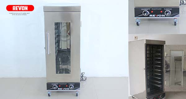 Proofer Roti Digital kapasitas 10 Tray