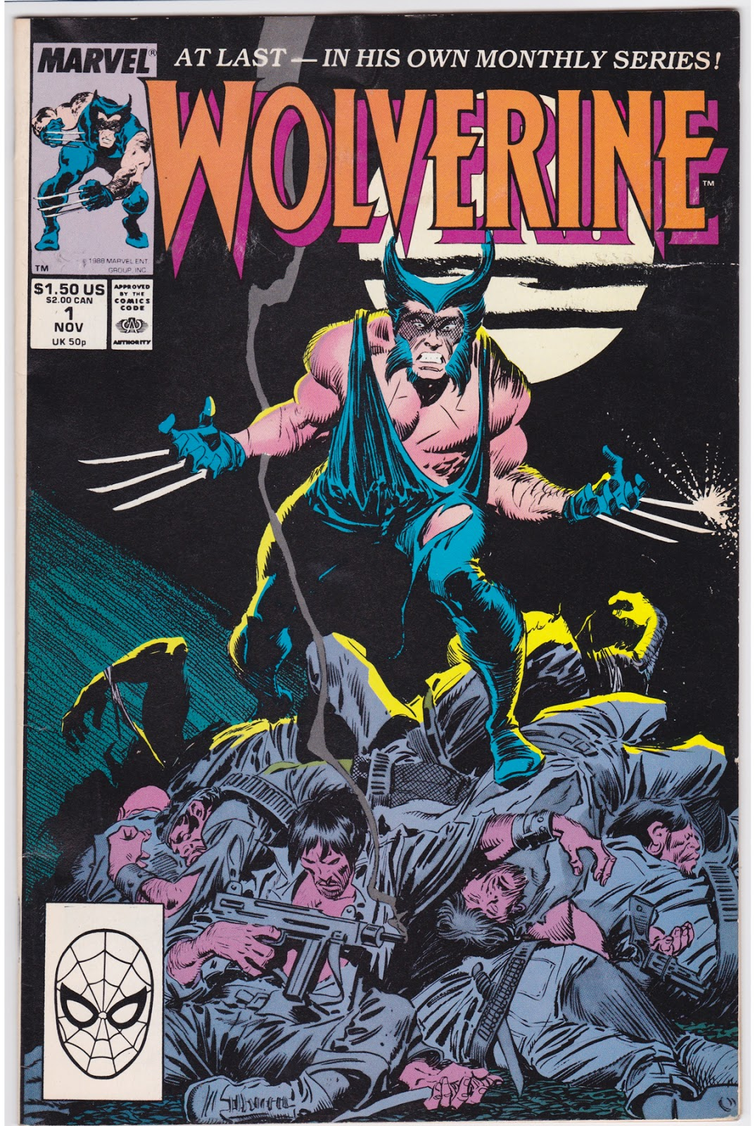 Wolverine 1 Stream
