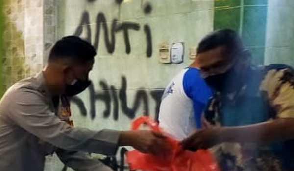 Polisi Tangkap Satrio, Pelaku Vandalisme dan Penyobek Al-quran di Mushalla Tangerang