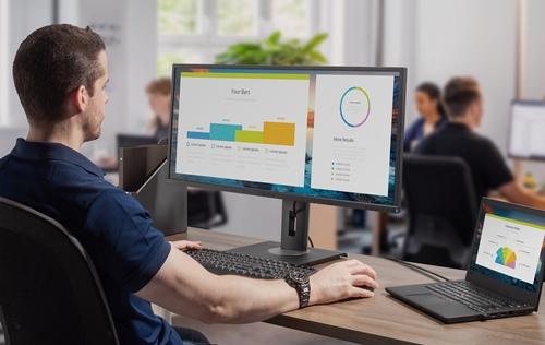 ViewSonic's New Monitor