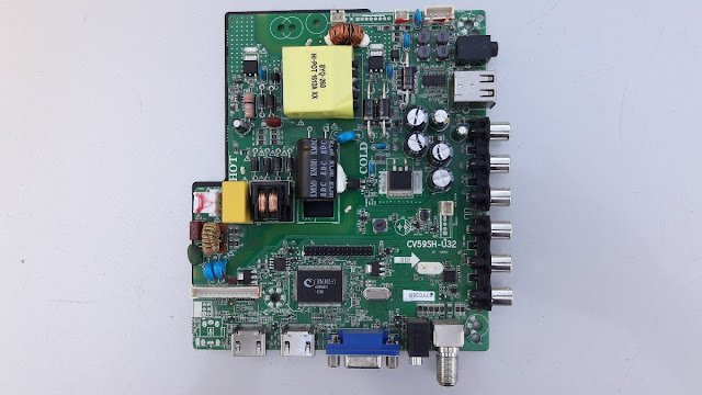 CV59SH-U32 All Resolution Firmware Free Download