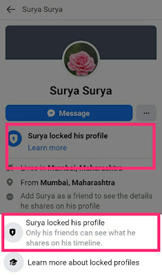 New Facebook  Features: Facebook profile lock kaise kare? aur Facebook 3D photo kaise banaye?