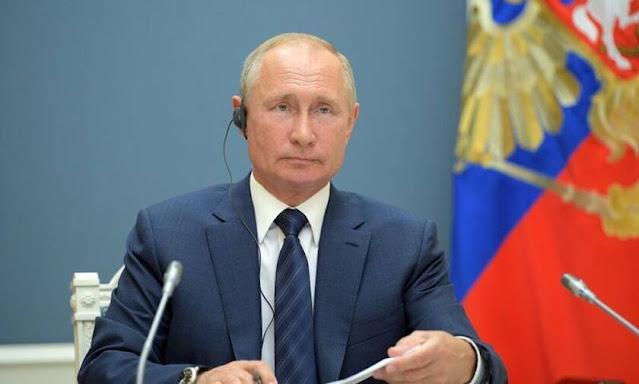 Ο Πούτιν «κλείνει το μάτι» στην Ελλάδα