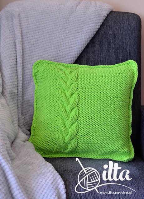 sznurek bawełniany warkocze, wystrój wnętrz handmade