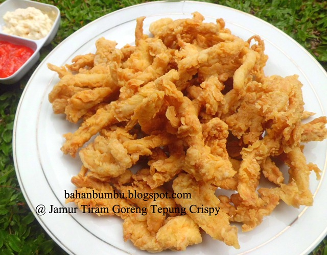 Resep Jamur Tiram Goreng Tepung Crispy Ala Kfc Bahan Bumbu Aneka Resep Masakan Indonesia Praktis