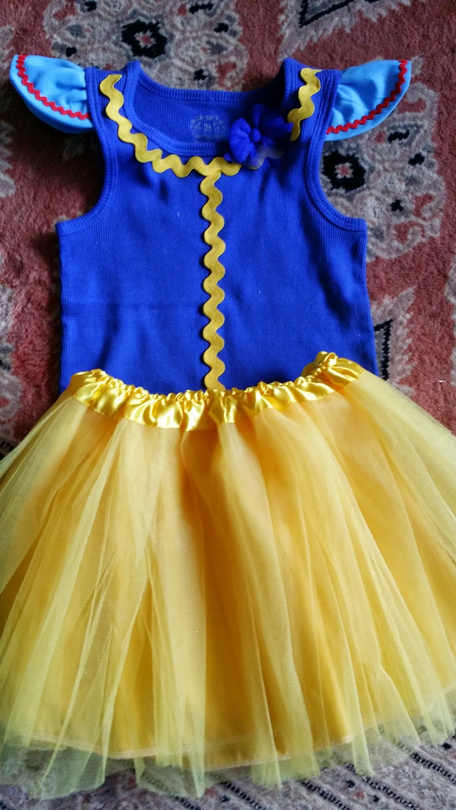 Logic And Laughter Princess Play Clothes Snow White