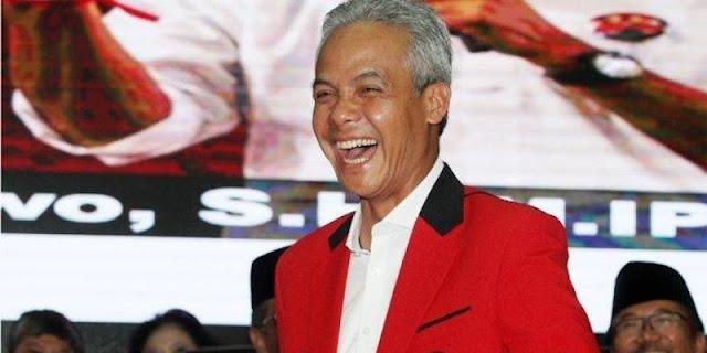 Terganjal PDIP, Ganjar Pranowo Sebatas Penggembira Pilpres 2024