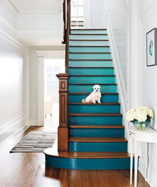 Tile Stair Risers   When It Comes To Decorative Stair Risers, Tile Is A  Beautiful And Durable Option That Will Add A Unique Look To Your Staircase.  Mexican ...