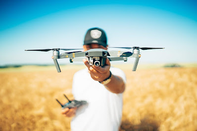 Turning Your Drone Hobby into a Professional Photography Career